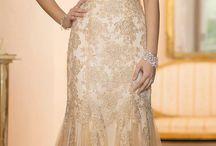 Non White Wedding Dress Inspiration