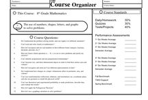8th Grade Classroom Ideas and Content