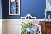 'Dazzling Blue' INNspiration / Pantone announces that Dazzling Blue is the Spring 2014 Color of the Season. Here's our collection of this Vibrant & Confident Color!  / by Washington Duke Inn & Golf Club