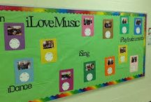 for the classroom- bulletin boards / by Sarah Carolyn