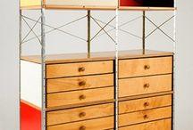 Eames storage diy inspo