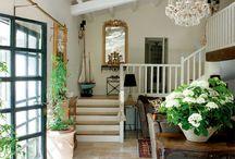 Entrada / lobby / Recibidor casas