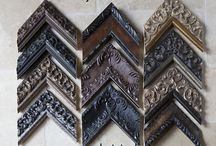 Favorite Frames and Frame Ideas / Wancket Studios loves FRAMES. They are the finishing touch that can accent or detract from a beautiful portrait. Here are ideas, projects and frame styles we love. Explore and have fun