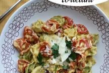 pasta / by Beverlee Howell