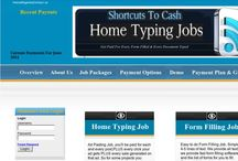 Shortcuts To Cash / Form filling, ad posting, researching, email list compiling and more.. Work options offered world wide. Pays per for and per assignment.