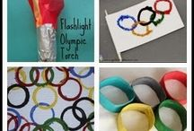Olympics Activities and Crafts