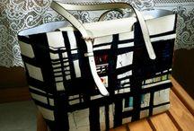 """DeBilzan Handbags, Wallets & Briefcases / Mario Hernandez, """"DeBilzan Collection.""""  Available at William DeBilzan Gallery, Delray Beach, FL and Laguna Beach, CA"""