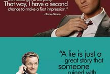 Barney Stinson, Philosopher