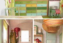 Garden shed / casette da giardino