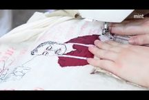 Sewing Stories / Great artistic sewing projects
