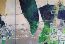 Rudolf Mach - paintings