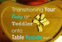 Baby & Toddler  |  Tips & Ideas