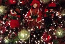 Season Christmas tree