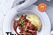 Allerhande magazine november 2017 / Alle ingrediënten voor een etentje in stijl. Van altijd-goed-klassiekers tot tips om de avond vlekkeloos laten verlopen. Want iedereen kan koken als een chef!