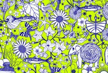 Patterns / All different types of patterns, especially colourful ones!
