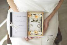 【結婚式】リングピロー