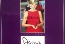 A Tribute in Dress / Princess Diana dresses