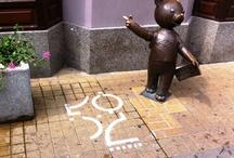 Eko graffiti w Łodzi