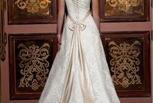 wedding dress ideas / by Kelly Kerski