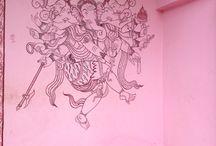 CHITRAKARI / Wall Art