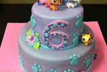 Littlest Pet Shop Birthday Party / Ideas for my daughter's 10th birthday party.