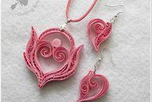ear rings & locket