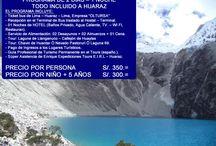 Tours Económicos en Huaraz