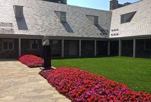 FRANKLIN DELANO ROOSEVELT'S PRESIDENTIAL LIBRARY & MUSEUM / Located in Hyde Park, New York