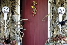 Fall decorating / by Kris Allbright