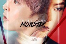 EXO Lucky One X Monster