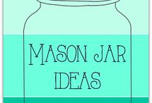 Craft ideas / Mason jars