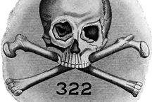 Secret Society / No,not conspiracy theorist trash.