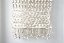 Macrame, tapestry and other wall art