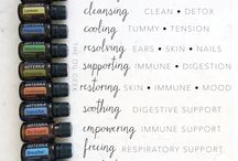 Essential Oil DIY's