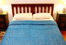 Rajasthan Rajai Quilts : Deluxe / by Bench Original Designs