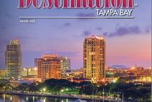 Winter 2014 Issue / The Winter 2014 edition of the quarterly community publication Destination Tampa Bay magazine.
