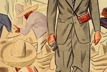 20th century men's