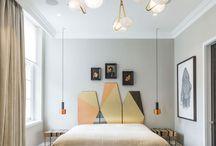 Americans classic bedroom interiors