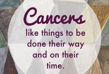 Cancer facts!