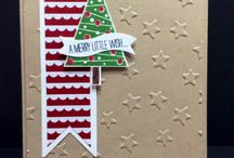 Stampin' Up - Festival of Trees