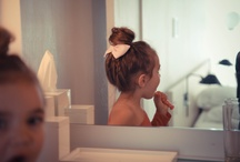 hair styles for Liz / by Janae Britt