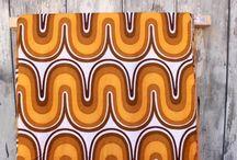 Vintage fabrics / by Wollarium