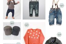 Style ideas for my boys-Fall / by Jordan La Course