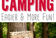 Camping / by Jennifer Steele