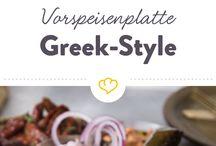 Griechisch Kochen