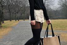 Fashion Blogger Stil
