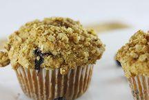 Recipes - Muffins / by Mariah Moon - Formula: Mom