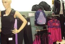 Ropa deportiva para mujer - Women sport fashion / Selección de marcas de moda deportiva para mujer.