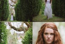 M.o.D. - Wedding Dress Photoshoot / http://www.myowndress.pt/ at My Vintage Wedding in Portugal - The Quinta