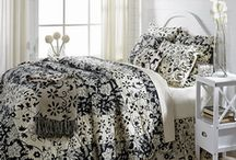 Bedding / Quilts, Throws, Pillows, and other bedding.